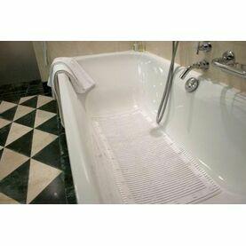 Nauticalia Antimicrobial Non Slip Bathmat - 43x90cm