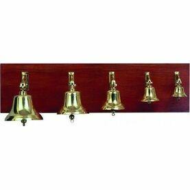 "Nauticalia Brass Ship's Bell - 3"""