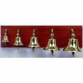 Nauticalia Premium Brass Ship's Bell