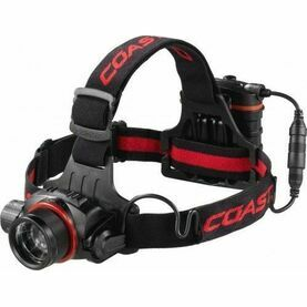 Nauticalia Coast HL8 Focussing Head Torch - White Beam