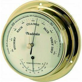 Nauticalia Thames Barometer & Thermometer