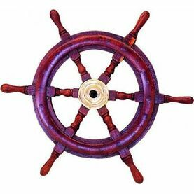 Nauticalia Ship's Wheel