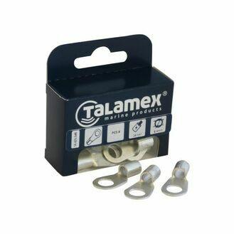 Talamex Non Insulated Terminal (25 x 10mm)