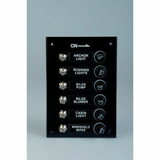 Talamex Switch Panel 115 x 165MM