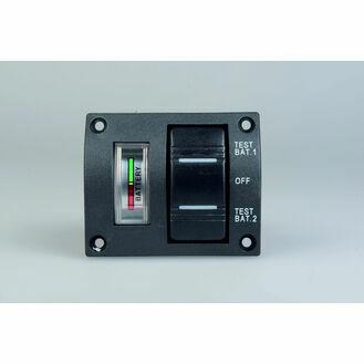 Talamex Battery Test Panel