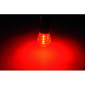 Talamex S-LED 15 10-30V Bay15D Red