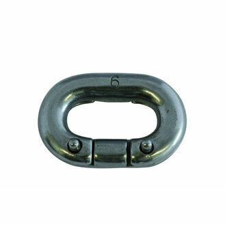 Talamex Chain Link 2 Part Aisi 316 8mm