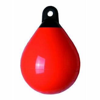 Majoni Marker Buoy Black Top 45cm (Orange)