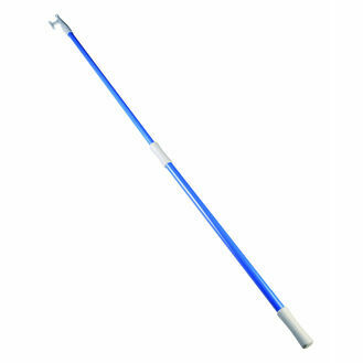 Talamex Boathook Telescopic - 120 - 210cm (Blue)