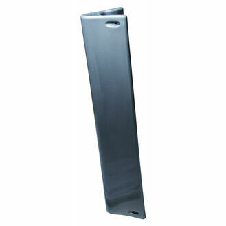 Majoni V Shaped Bow Fender Grey (60 x 14cm)