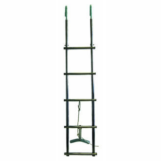Talamex Steel Ladder With Hooks (4 Steps)