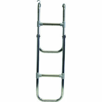 Talamex Steel Boarding Ladder 2+1 Steps