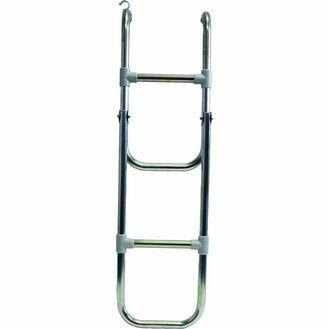 Talamex Steel Boarding Ladder (2+2 Steps)