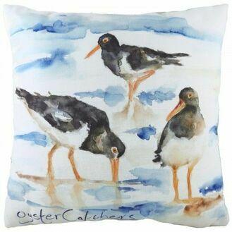 Oystercatcher Cushion