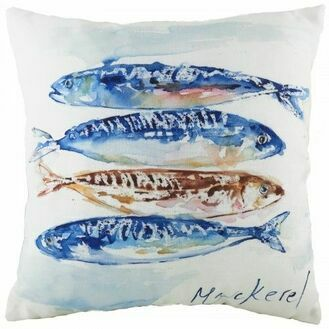 Mackerel Cushion
