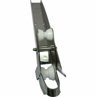 Lewmar DTX 35-55LB Pivoting Bow Roller