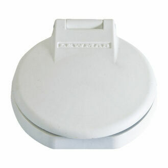 Lewmar Electric Deck Switch (Open) White