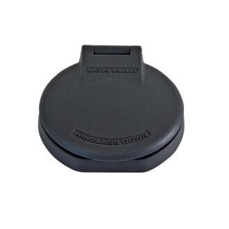 Lewmar Deck Foot Switch - Windlass Down - Grey
