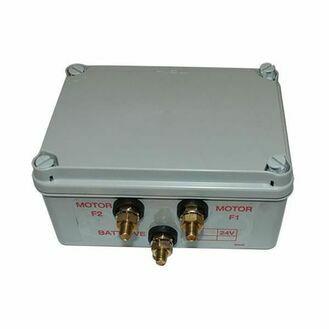Lewmar 12V Control Box To Suit CPX4 / V4 Windlasses