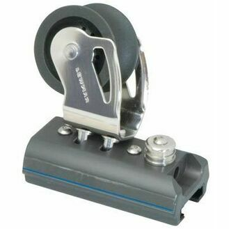 Lewmar Size 1 Ocean T-Track Genoa Car with Plunger