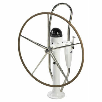 Lewmar Constellation Enguard Pedestal Shell 5/8P with Brake 710mm