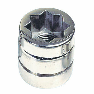 Lewmar Quick Release Nut for Mini Maxi, Fastnet and Carbon Wheel