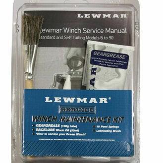 Lewmar Winch Maintenance Pack