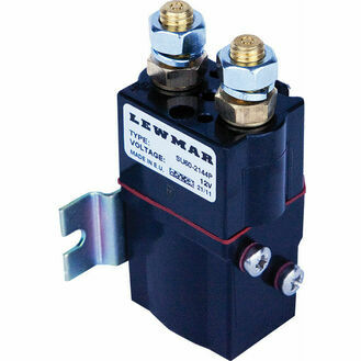 Lewmar Electric winch contactor and control boxes type E