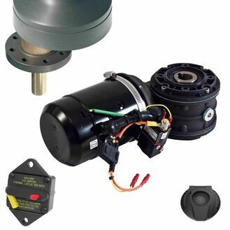 Lewmar 40ST 12V Conversion Kit Contactor Pre-Mounted