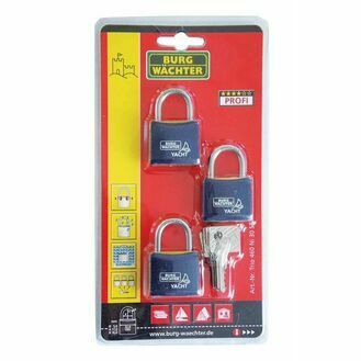 Burg Wacher Yacht Padlocks (Variants available)