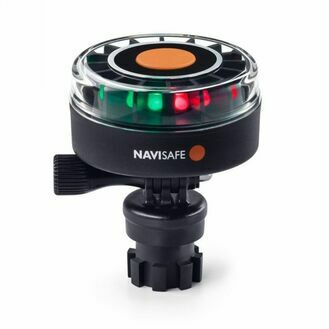 Navilight Tricolour 2NM with Navimount Base
