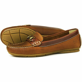 Orca Bay Verona Ladies Loafer - Havana