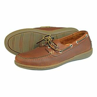 Orca Bay Hamble Men's Deck Shoe - Havana