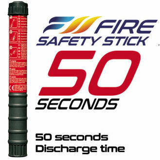 Fire Safety Stick - 50 seconds extinguishing time