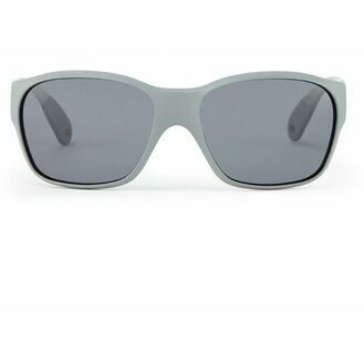 Gill Longrock Junior Sunglasses - Ash/Black