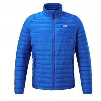 Gill Men's Hydrophobe Down Jacket - Blue/Black