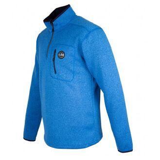 Gill Men's Knit Fleece - Blue