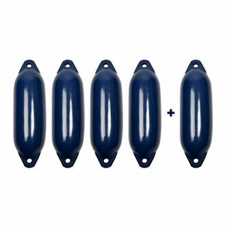 Majoni Fenders 4+1 Free - Size 4 Deflated (Available In Different Colours)
