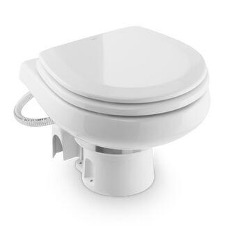 Dometic MasterFlush 7160 Electric Sea Water Macerator Toilet - 12 V