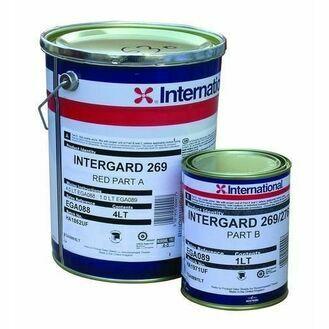 International Intergard 269 - Antifouling Paint