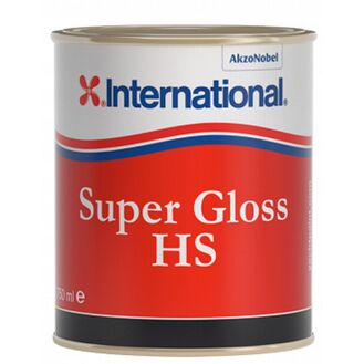 International Super Gloss HS - Topcoat Paint