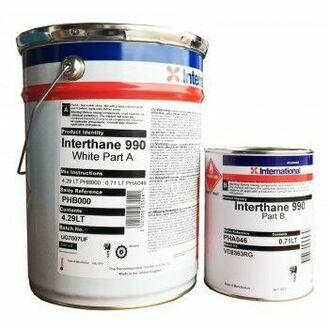 International Interthane 990 - Antifouling Paint