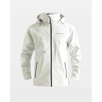 Henri Lloyd Men's M-Course Jacket 2.5L (Cloud White, Navy Blue & Navy Block)