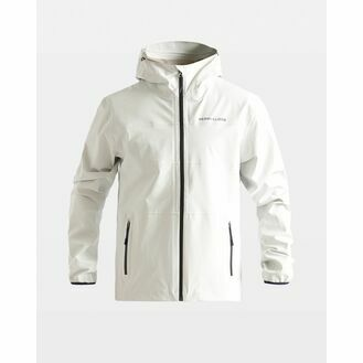 Henri Lloyd Men's M-Course Light Jacket 2.5L (Cloud White, Navy Block & Navy Blue)