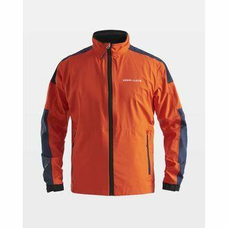 Henri Lloyd M-Race Jacket (Power Orange & Navy Blue)