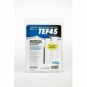 MareLube TEF45 Lubricant - 6cc Syringe