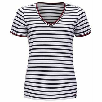 Pelle Petterson Women\'s Classic Stripe Short Sleeve T-Shirt