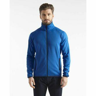 Henri Lloyd Men's Mav HL Mid Jacket (Victoria Blue, Navy Blue & Cloud White)