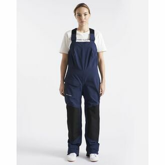 Henri Lloyd O-Race Women's Hi Fit Pants (Power Orange & Navy Blue)