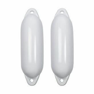 2 x Majoni Star Fender - Size 1 Deflated (Different Colours Available)